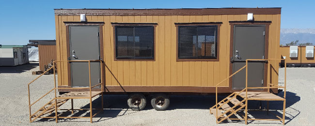 Used Mobile Office Trailers for Sale| Used Modular Buildings