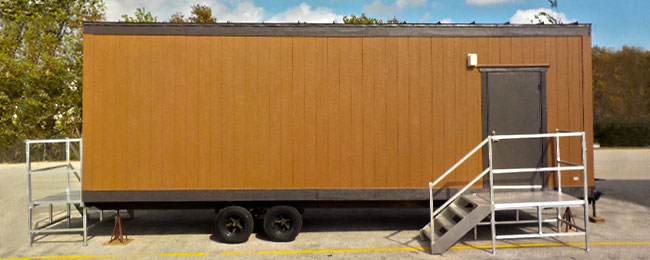 Used Mobile Office Trailers and Modular Buildings for Sale