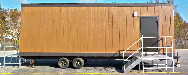 Used Modular Classroom Trailers For Sale ~ Used mobile office trailers and classrooms for sale