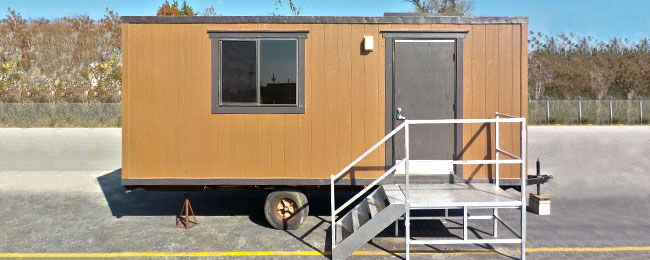 Used Mobile Office Trailers and Classrooms for Sale | Used ...