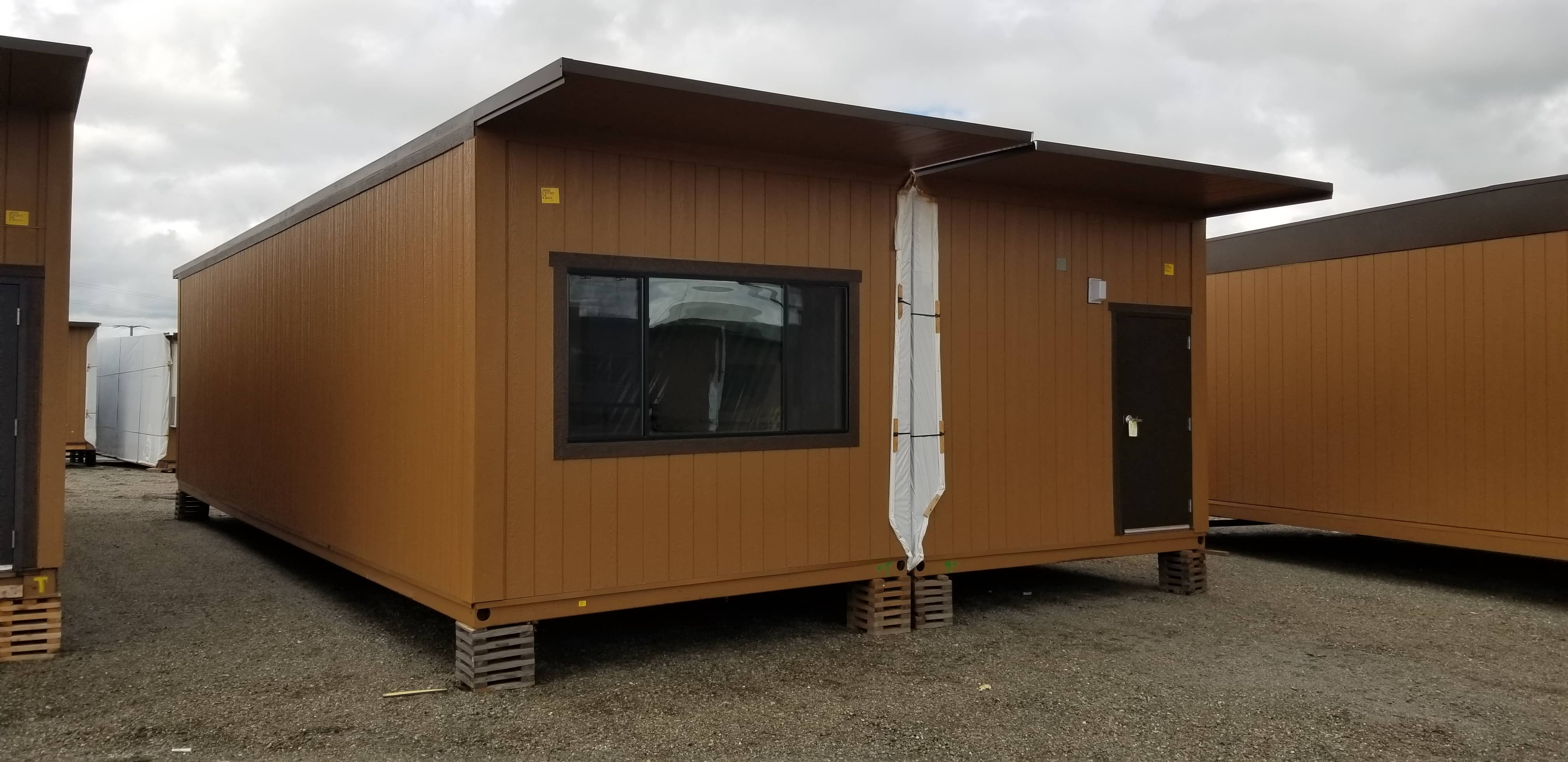 Used Mobile Office Trailers & Modular Buildings for Sale | Immediate