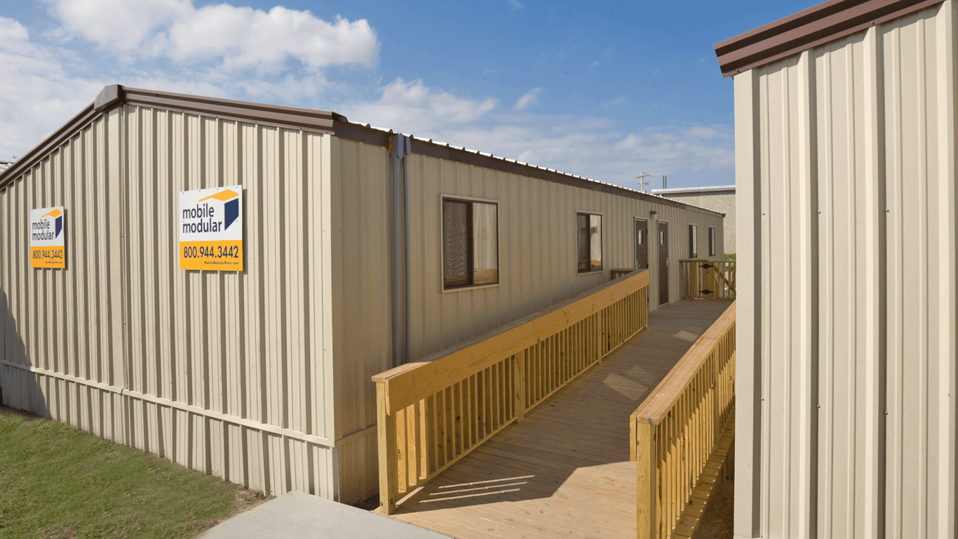 Modular Classroom S : Modular buildings case studies mobile