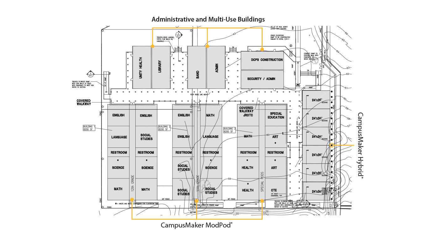Modular Buildings Case Studies – Mobile Modular