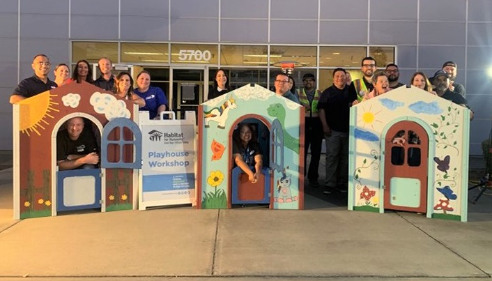 Workplace Giving-Playhouse | Mobile Modular Community Engagement