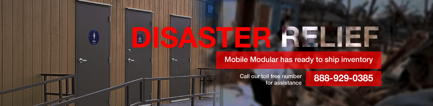 Mobile Modular Disaster Relief