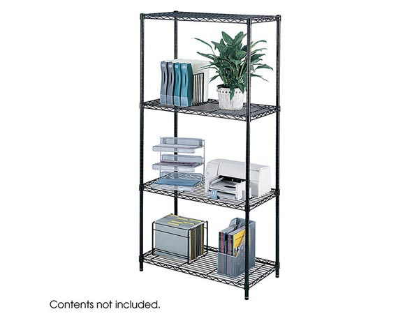 Horizontal Wire Shelving