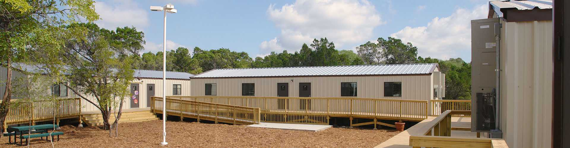 Education Solution Classrooms in Arkansas Banner 1