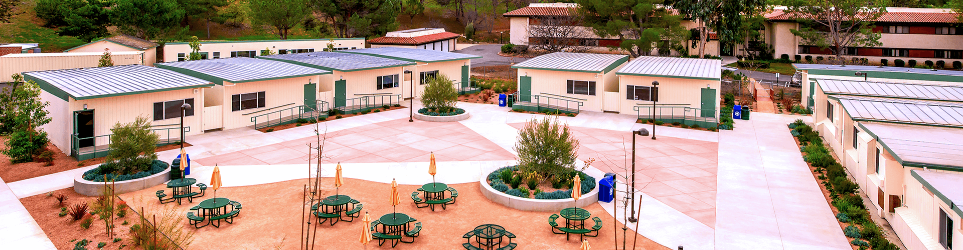 Modular Classroom Rental : Portable classrooms and modular school buildings for rent