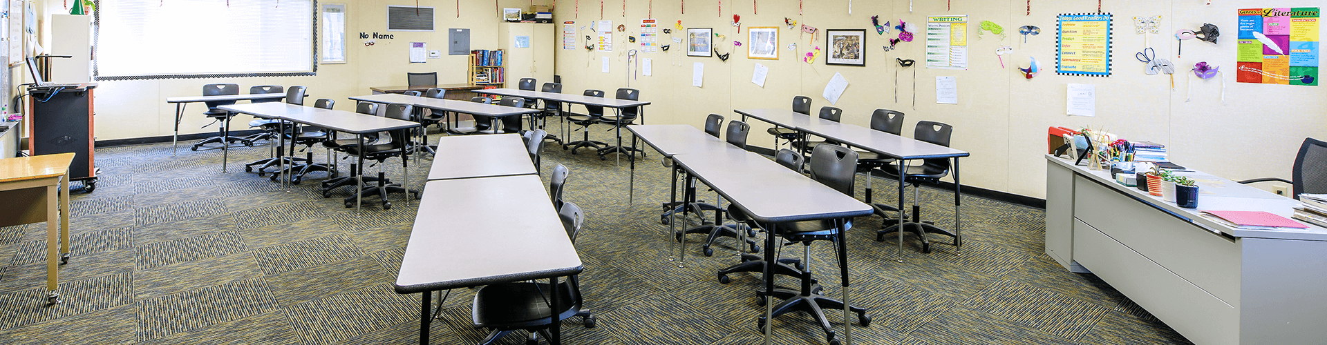 Education Solution Classrooms