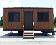 12' Wide Portable Mobile Offices