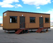 12' Wide Portable Mobile Offices (HCD)