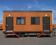 10' Wide Portable Mobile Offices (HCD)