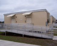 Specialty DCA IIB Portable Classroom Buildings